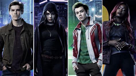 Watch~[Online]! Titans Season 2 Episode 7  2019  On DC ...