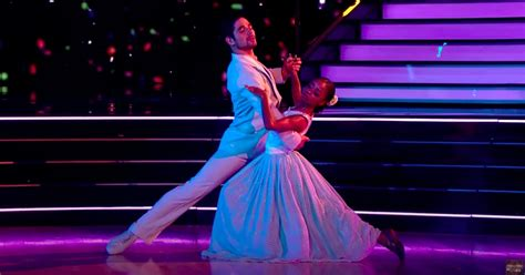 Watch Skai Jackson s Viennese Waltz Performance on DWTS ...