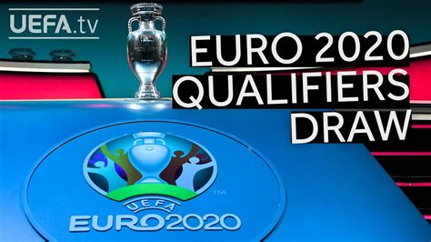 Watch the UEFA EURO 2020 Qualifiers Draw   YouTube