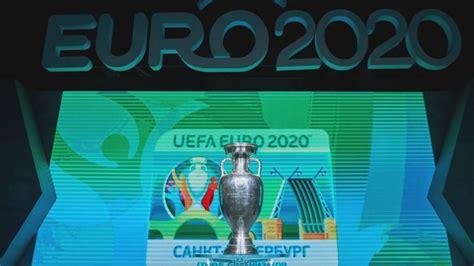Watch UEFA Euro 2020 qualifying draw live   Live   BBC Sport