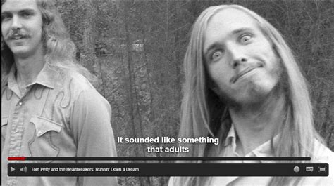 Watching a documentary about Tom Petty when.... : Hatfilms