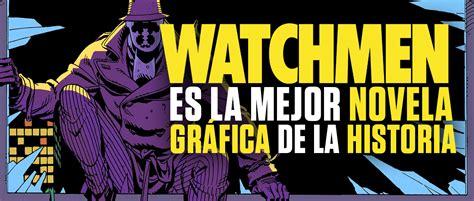Watchmen es la mejor novela gráfica de la historia | Atomix