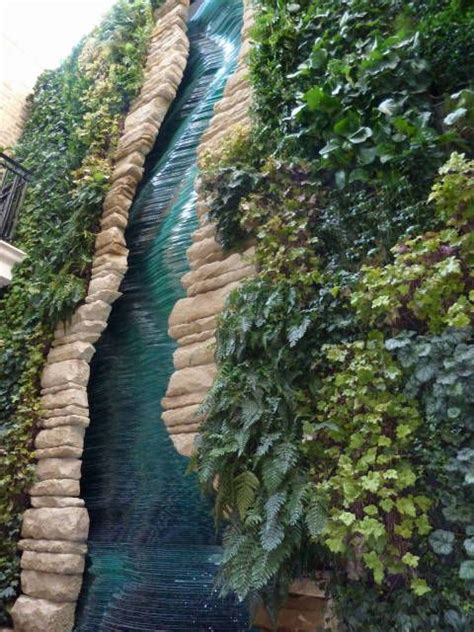 water feature green wall   Google Search  With images ...