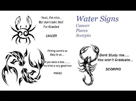 WATER SIGNS  pisces/cancer/scorpio  END OF APRIL 2017 ...
