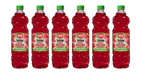 Watermelon sorbet – ny smakexplosion från BOB Fusion ...