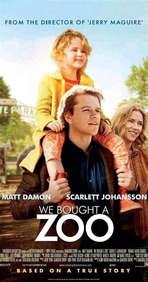 We Bought a Zoo  2011    Full Cast & Crew   IMDb