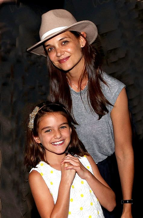 We can t get enough of Suri Cruise bonding with mom Katie ...