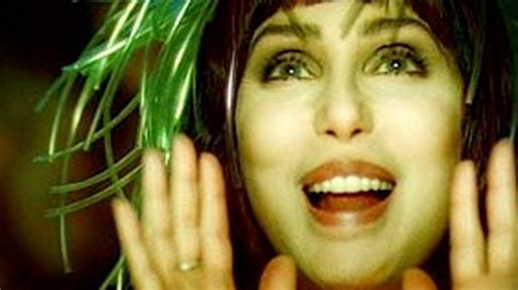 WE  CHER: Cher in Believe Music Video, 1998 | Image Amplified