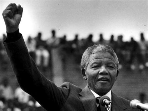 We Hijacked Mandela s Voice Because He Lived For All   DA ...
