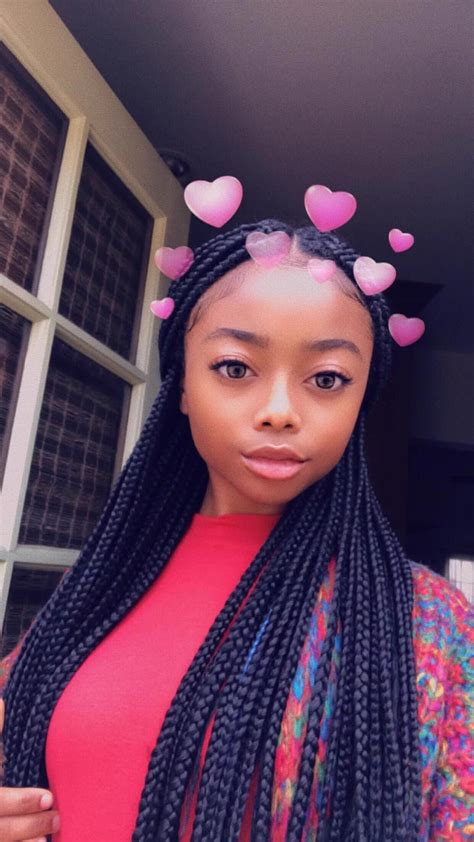 We know Skai Jackson from TV shows and movies.  With ...