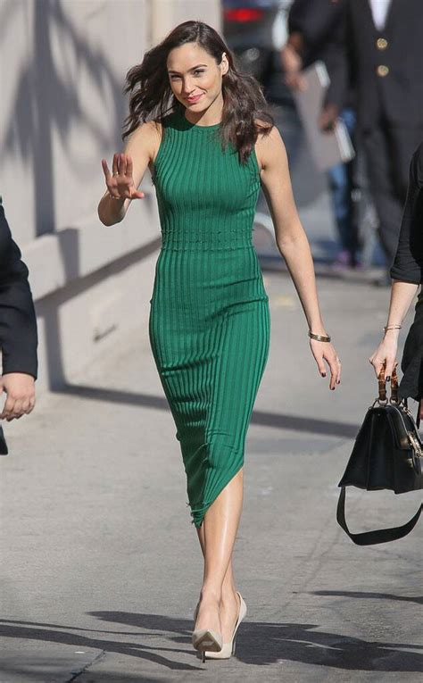 We re Green With Envy from Gal Gadot s Best Looks   E! News