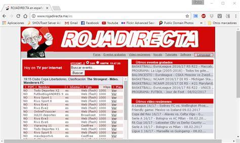 Web deportiva  Rojadirecta  condenada a cerrar e ...