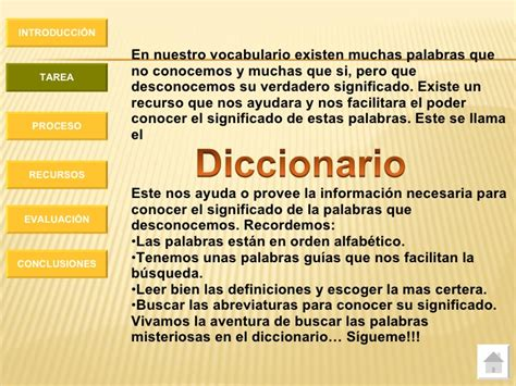 Web Quest Diccionario  Sra. Fuster