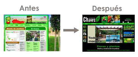 Web Viveros Chaves