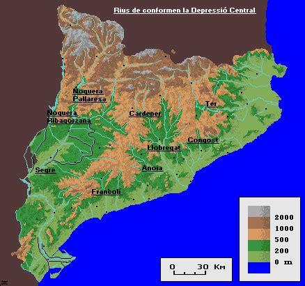 Webquest: Muntanyes i rius de Catalunya