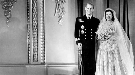 Wedding of Princess Elizabeth and Philip Mountbatten ...