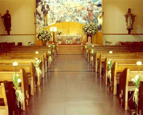Wedding Planner Chile: DECORACIÓN EN LA IGLESIA