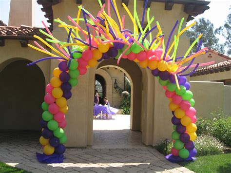 Welcome Balloon Arch – My Little Carnival, Inc.
