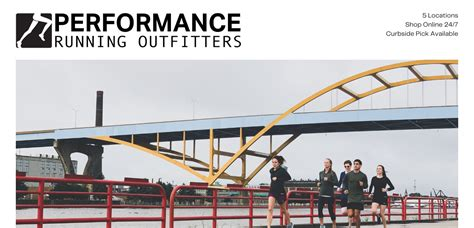 Welcome to Performance Running Outfitters