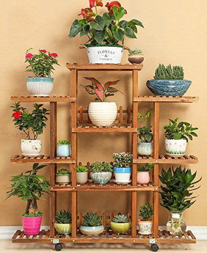 WENBO HOME  Wooden flower frame balcony living room multi ...