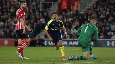 Wenger:  El gol de Alexis refleja de qué se trata el ...