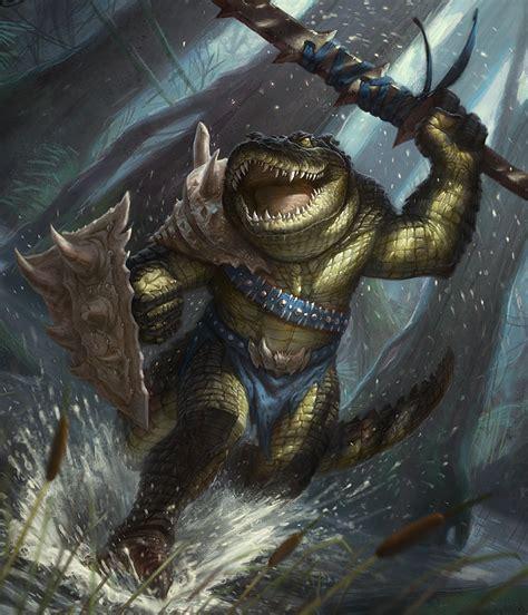Werecrocodile | Warriors Of Myth Wiki | FANDOM powered by ...
