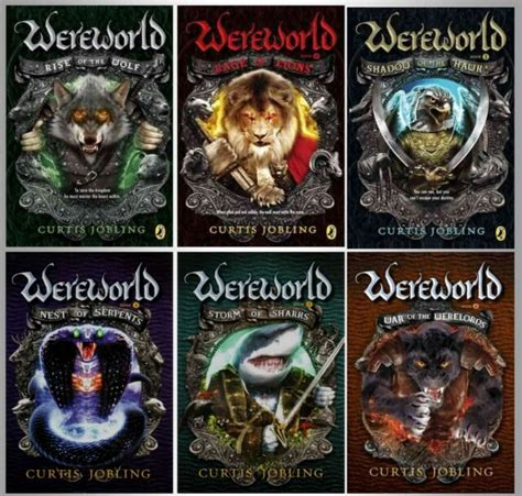 Wereworld Ser.: Rise of the Wolf by Curtis Jobling  Trade ...