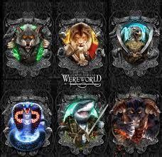 wereworld series   Google Search | Book dragon, Favorite ...