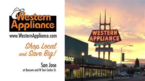 Western Appliance Jingle   San Jose, California   YouTube