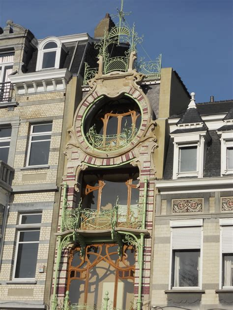 What am I doing here?: Horta and Art Nouveau in Brussels