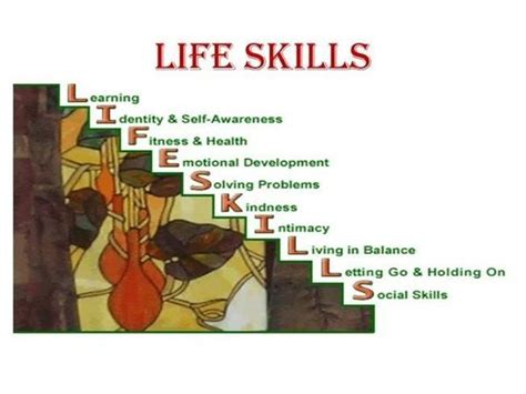 What are the different types Life Skills?   Quora