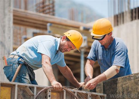 What are the Different Types of Construction Training?