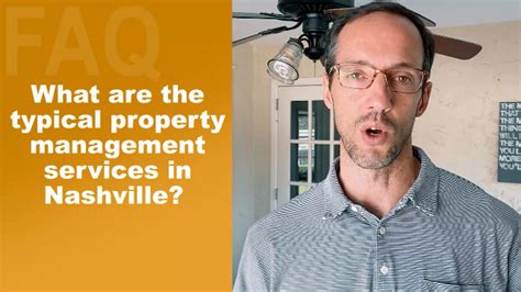 What Are The Typical Property Management Services In ...