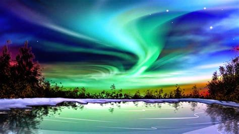 What Causes the Northern Lights?   Watch and Study