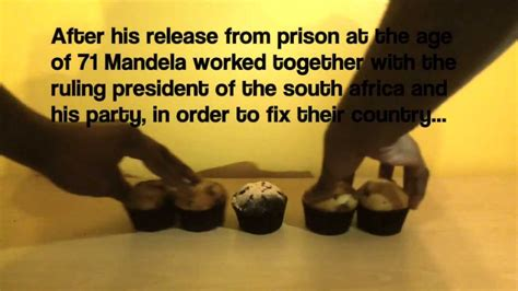What did Nelson Mandela Do?  Muffin version    YouTube