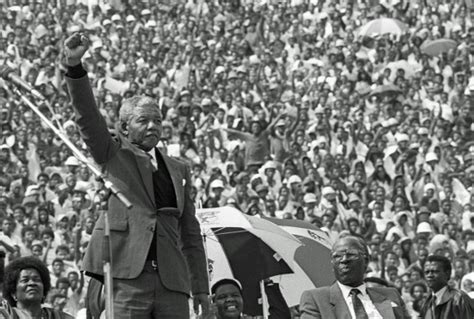 What did Nelson Mandela fight for?   powerpointban.web.fc2.com