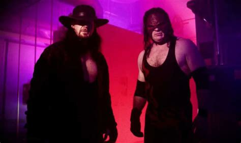What did Undertaker and Kane do after WWE Crown Jewel loss ...