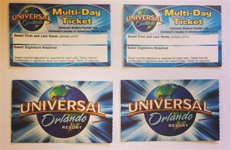 what do seaworld theme park tickets look like? – Orlando ...
