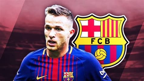 What do you think about Arthur the new signing for ...
