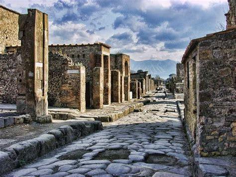 What Happened at Pompeii?