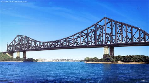 What if Sydney Harbour Bridge ran in three directions ...