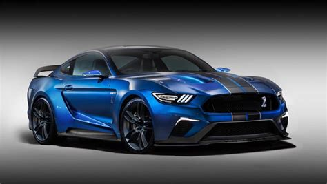 What If The Next Shelby GT500 Is The Hybrid Mustang?