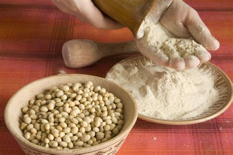 What Is a Good Substitute for Soy Flour?   LEAFtv