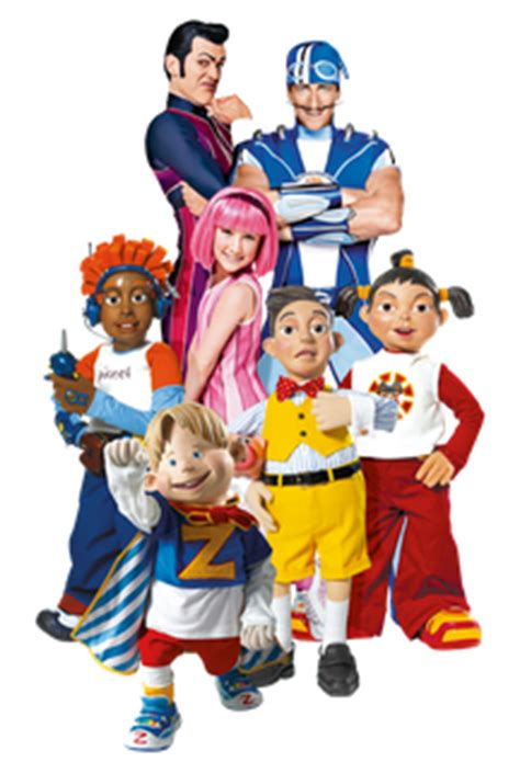 What is LazyTown?   LazyTown World