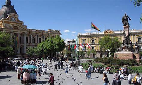 What Is The Capital Of Bolivia?   WorldAtlas.com