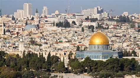 What Is the Capital of Israel? | Reference.com
