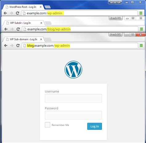 What Is The Difference Between A WordPress URL And A Site ...