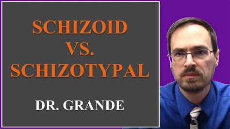 What is the difference between Schizoid Personality ...