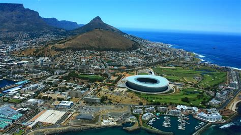 What Is the Official Capital City of South Africa ...