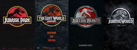 What is the order of the jurassic park movies ...